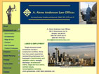 Attorney and Lawyer Web Design