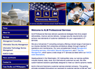 Government Contractor Web Design