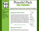 PeacefulPack WordPress Blog
