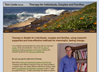 Seattle Therapist Website Design